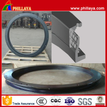 Casting Double Chain Type Trailer Parts Trailer Turntable