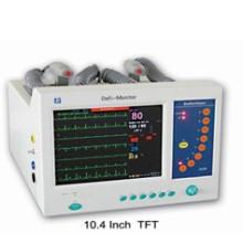 Equipo médico del monitor de desfibrilador PT-9000b