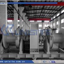 Marine hydraulic mooring winch(USC-11-022)