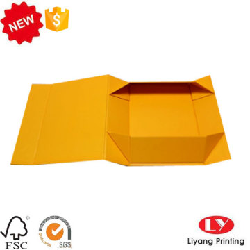 Mewah Matt Folding Box dengan Flap Magnetic