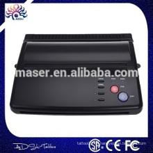 Großhandelspreis Tattoo Schablone Maschine Tattoo Flash Thermische Kopierer Maschine Schablone Drucker