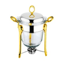 Deep Round 3.8L Chafing Dish