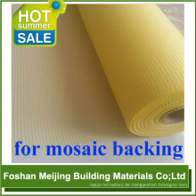 direkt Fabrik Mosaik Rohstoffe Glasfaserpapier für Mosaik 1mx1m Premium Qualitätsprodukt