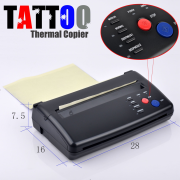 Machine thermique normale de copieur