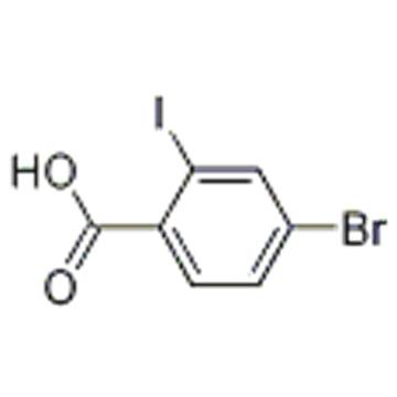 Benzoic acid, 4-bromo-2-iodo- CAS 1133123-02-0