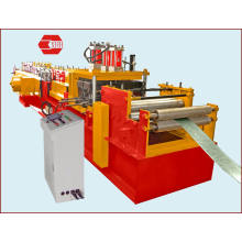 C Z Purline Full Automatic Roll Forming Machines with Pre-Punching and Pre-Cutting (CZ80-250) Fully Automatic CZ Interchangeable Purline Machine