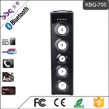 BBQ Model Number KBQ-705 Battery 5000mAh Wood Buetooth Portable Speaker