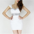 Hot style European and American style is a wedding dress for the wedding of a sexy nightclub dress7919