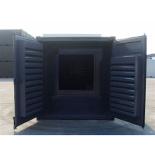 Tipo de contenedor de bajo ruido integrado