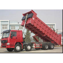 30t Camión volquete de Sinotruk 8X4 HOWO (ZZ3317N3067C)
