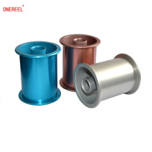 Carrete de alambre de unión de aluminio