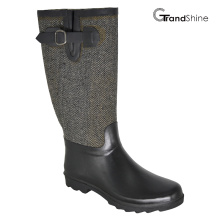 Rainboot en caoutchouc Wellie avec sangle réglable