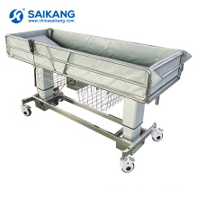 SK005-10A Medical Appliances Multifunction Electric Hospital Bath Bed