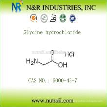 Clorhidrato de glicina 98,5% ~ 101,5% No. CAS 6000-43-7