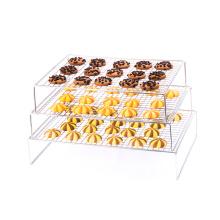 3-layer baking toast draining multi-purpose baking rack