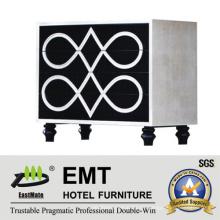 Modische einzigartige Malerei Design Hotel Dekorative Kabinett (EMT-DC03)
