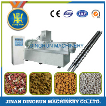 big capacity dog food making machine