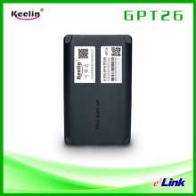 Built-in high capacity battery GPS tracker