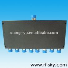 670-2700MHz N / SMA Connector Type Divisor de divisores de potencia rf de 2 vías