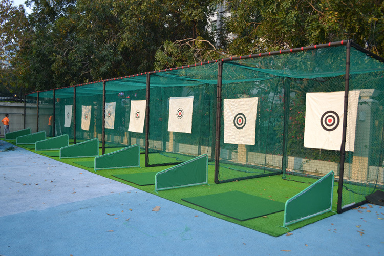 High Quality Hdpe Golf Fence Net
