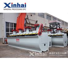 Equipamento de Mineração Xinhai, Célula de Flutuação, Introdução ao Grupo de Tanques de Flutuação