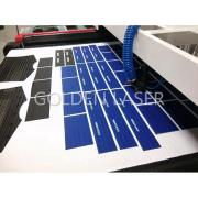 Máy cắt vải bằng laser cho thăng hoa Polyester