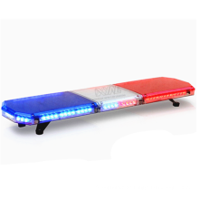 12v 24v 88w 264w amber strobe rotation memory flashing ambulance police fire truck tractor car used emergency light bar