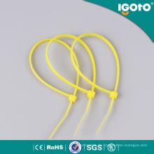 Elektrisches Zubehör Elastische PA66 Nylon Kabelbinder