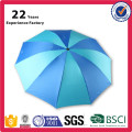 "21""x8 Panels Manual Open Promotional Wholesale for Travel Orange and Yellow Cheap Rain 3 fold Umbrella With Customer Logo"