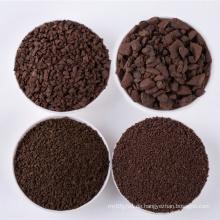 Hochwertiger Mangansand Entfernung von Eisen und Mangan aus dem Grundwasser