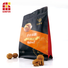 Custom Nuts Packaging Bag Stand Up Pouch