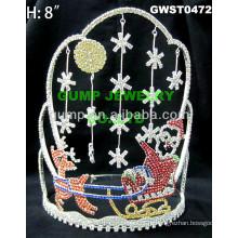 Рождественская тинара и корона