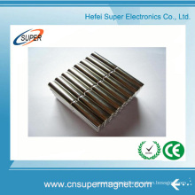 Permanent N38 Rare Earth NdFeB Cylinder Magnet for Industry