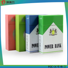 Men′s Fashion Gift with Cigarette Box Design of Power Bank