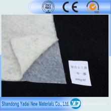 HDPE LDPE Geocomposite Geomembrane für Fischteich / Hausmülldeponie