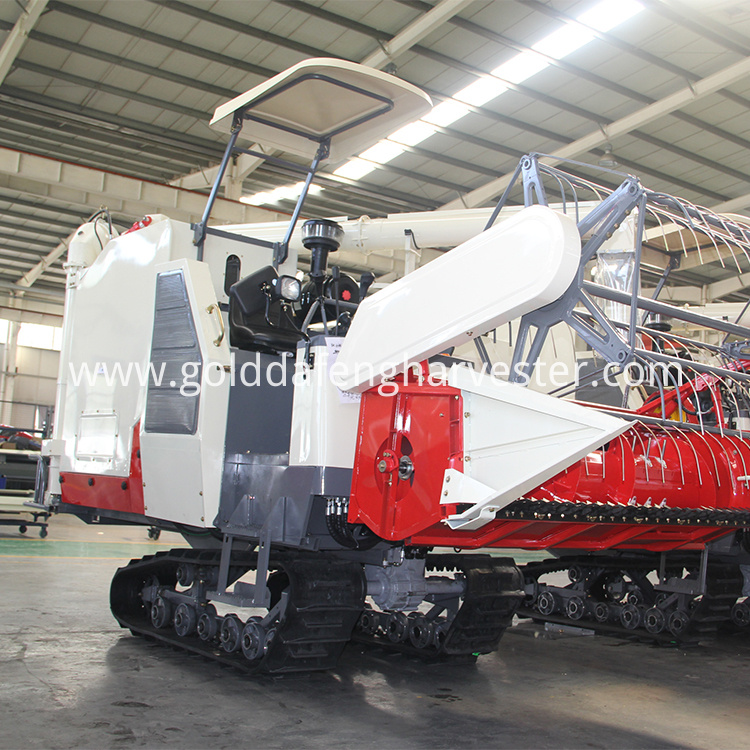 4lz-5 Rice Paddy Cutting Machine
