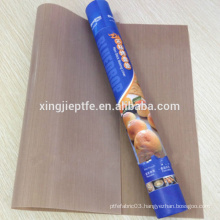 Creative products 0.5mm 700g/m2 ptfe coated fiberglass fabric