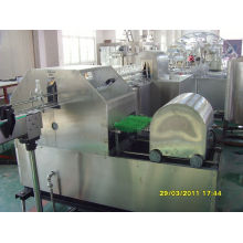 2000-4000bph Recycled Glass Bottle Washing Machine Automatic