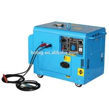 190A Luftgekühlter Diesel-Schweißer-Generator mit italienischer Technologie