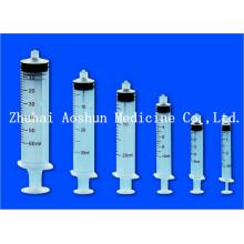 (1-60ml) Sterile Einwegspritze mit Nadel