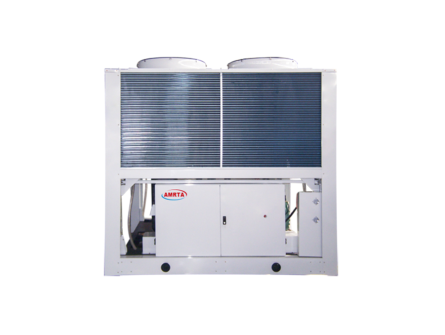 Air Source Screw Water Chiller Heat Pump
