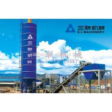 Série de plantas de mistura de concreto HZS cimento (torre)