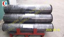 Dock / Berth Cylindrical Rubber Fender For Collision Avoida