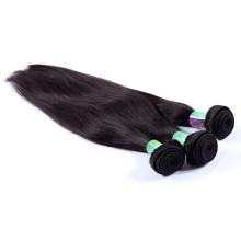 Buena tejeduría de cabello eurasiático barato humano