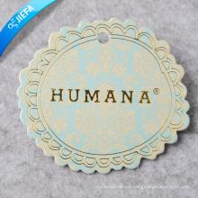 Venta al por mayor de Hang Tag for Garment / Jewelry Tag / Bracelet
