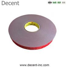 3M Die Cut Vhb Dark Grey Double Sided Tape Acrylic Foam Tape for Automotive