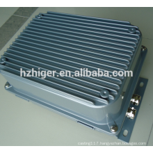 CNC parts aluminum die casting electrical box shockproof