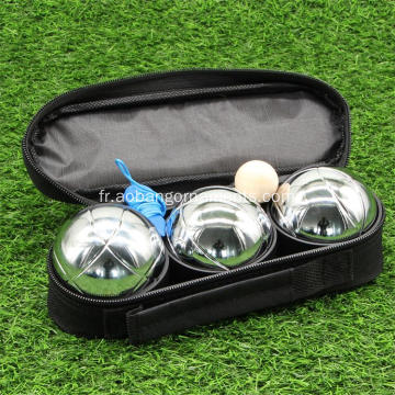 French Bocce Set Sports De Plein Air