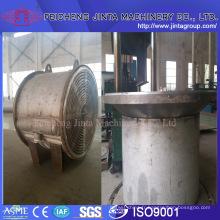 Échangeur de chaleur à plaque en spirale amovible à effet élevé Fabricant de Chine