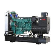 125kVA Open Type Volvo Engine Diesel Generator